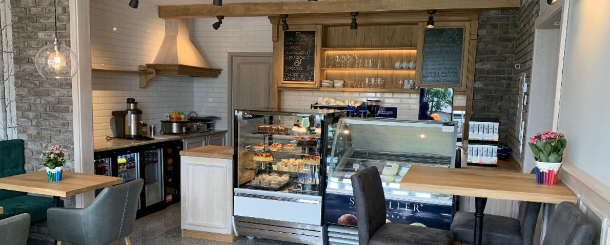 Zapraszamy do naszej nowej naleśnikarnio - kawiarni - Rustica Cafe